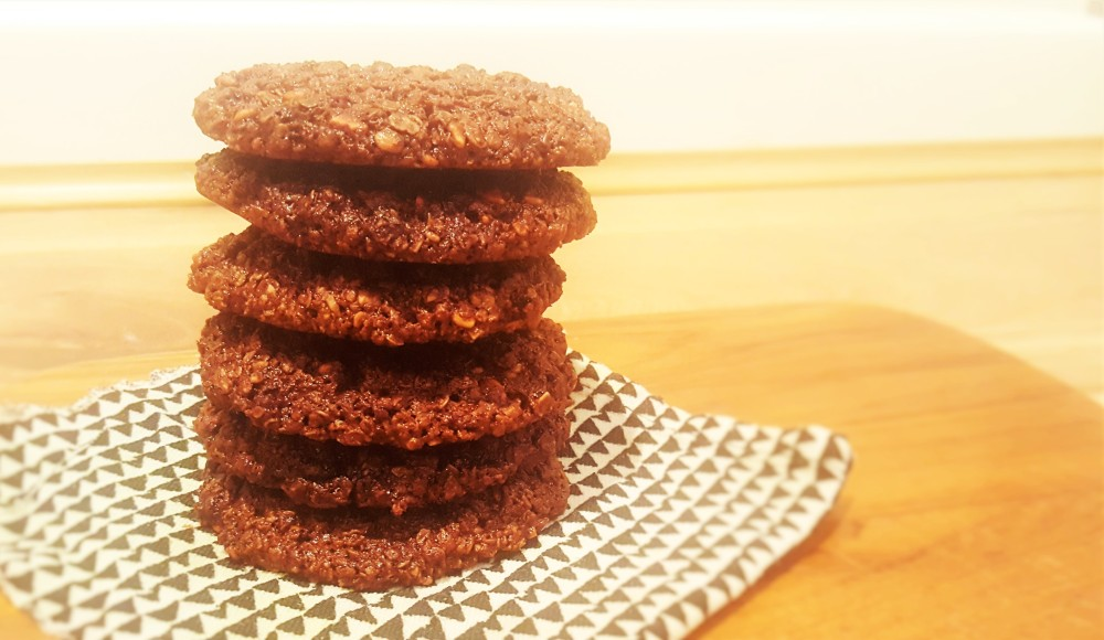 Ginger oat cookies (2)